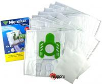 Sáčky do vysavače Menalux 1000MP syntetické, 12 ks + 2 filtry