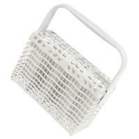 Koš na příbory do myčky nádobí bílý ELECTROLUX, Zanussi - 4 díly s krytem