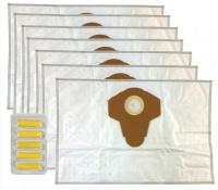Sáčky do vysavače LIV Aquafilter 2000 E 1400 textilní 8 ks