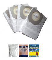Sáčky do vysavače JOLLY HU3 MAX textilní, 4ks
