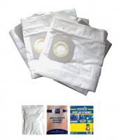 Sáčky do vysavače JOLLY HU4 MAX textilní, 2ks