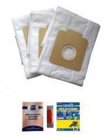 Sáčky do vysavače JOLLY HU5 MAX textilní, 3ks