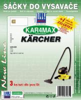 Sáčky do vysavače Karcher T 12/1 textilní 3ks