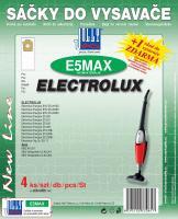 Sáčky do vysavače Electrolux ZS 201EV, ZS 202 EV, ZS 206 EV Energica Evo, 4ks