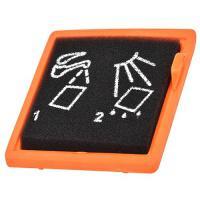 Filtr pro vysavač ELECTROLUX ZT3530UK, ZT3511CH, ZT3510 CH, omývatelný
