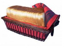 Ohřívací košík na pečivo CHROMEX 42506
