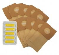 Sáčky do vysavače ROWENTA RH 670 10ks papírové,filtry