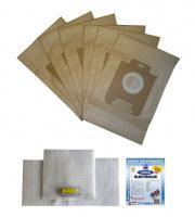 Papírové sáčky do vysavače JOLLY 1SBAG 6ks