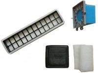 Ekonomická Sada filtrů Zelmer 719, 819, 829 - Aquario, Aquos, Delfin, HEPA filtr, filtry