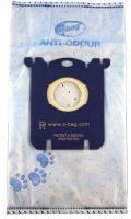 Filtr do vysav. Electrolux E203 S-bag, Anti Odour 4ks