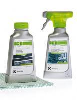Sada čistících přípravků pro parní trouby Electrolux