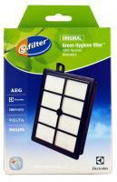 HEPA filtr ELECTROLUX GREEN Hygiene Filter TM EFHG12W, omyvatelný