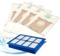 Sáčky a HEPA filtr do vysavače AEG UltraSilencer AUSG 3900, 3901 4 + 1 ks