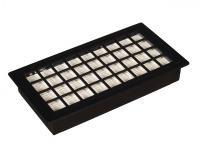 HEPA filtr do vysavače Zelmer Vodník 519, 619, 620