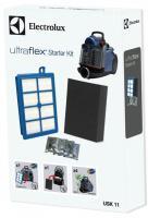 Sada HEPA H13 Electrolux UltraFlex - Allergy filter, pěnový filtr a vůně AUSK11