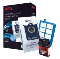 HEPA filtr EFH13W omyvatelný do vysavače Electrolux, AEG, Philips - 4 sáčky, HEPA, filtr, vůně v setu USK 9