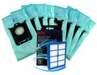 Sada Anti-Allergy Kit ELECTROLUX - 8 x S-Bag®, 1x HEPA H13 omyvatelný