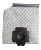 Látkový vysypávací sáček Zelmer Admiral, Allergo, Compact, 1010 - sáček permanentní