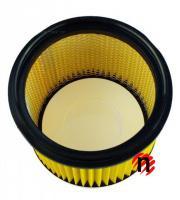 Skládaný filtr Einhell BT-VC 1500, Duo, Inox, Blue - 23.511.10