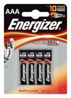 Baterie ENERGIZER Base AAA, 4ks