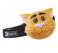 Dětská čelovka kočka 2 x LED