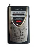 Mini rádio Jade - 9,5 cm