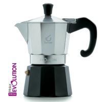Moka konvice Forever Miss Evolution 2 šálky, na mletou kávu i kávové polštářky - pody