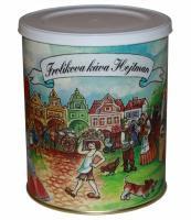 Frolíkova čerstvá mletá káva Hejtman 250g