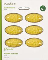 Vůně do vysavače - Citron Perly, 6ks