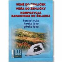 Vůně do žehličky horská louka - 1 sáček pro 1,5 l vody, Jolly 2002