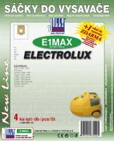 Sáčky do vysavače Electrolux Clario Z 1900 - 1955 textilní (E1MAX) 4ks