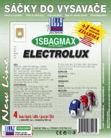 Sáčky do vysavače ELECTROLUX Ergospace 2272 XXL textilní 4ks 4ks