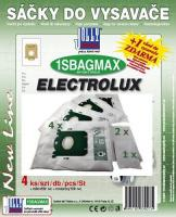 Sáčky do vysavače ELECTROLUX UltraSilencer ZUS 3990, + 2 filtry 4ks