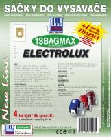 Sáčky do vysavače Electrolux Org. Gr. E 18 textilní 4ks