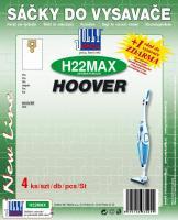 Sáčky do vysavače Hoover Diva textilní 4ks