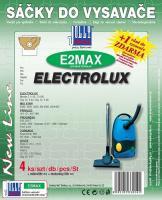 Sáčky do vysavače Electrolux Org. Gr. E 49 textilní 4ks