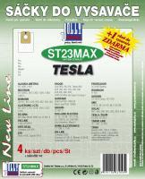 Sáčky do vysavače De sina BBS Max Mobil 1400 rot textilní 4ks