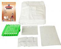 HEPA filtr HF13 a sáčky k ROWENTA RO 593101 Silence Force, 5 sáčků, HEPA, 4 filtry