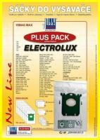 Sáčky do vysavače ELECTROLUX Mondo II textilní, 10ks