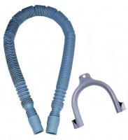 Hadice vypouštěcí, roztažitelná 0,8 - 2,7 m - pro pračku, myčku
