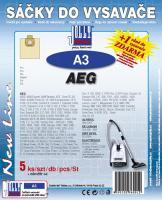 Sáčky do vysavače AEG E 1700, 1700 Plus, 2000 Turbo 5ks