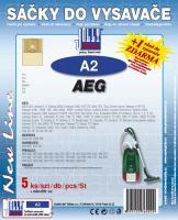 Sáčky do vysavače AEG Vampyr 700 - 899, 8000 - 8999 5ks