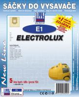 Sáčky do vysavače Electrolux Clario 4x4 Z 4440 starší verze 5ks