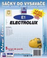 Sáčky do vysavače Electrolux Clario 4x4 Z 4460 starší verze 5ks