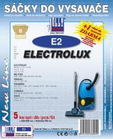 Sáčky do vysavače Electrolux Org. Gr. E 49 5ks