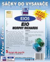 Sáčky do vysavače Ufesa 1500 W Turbo electronic 5ks