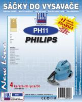 Sáčky do vysavače Philips Duathlon 4ks