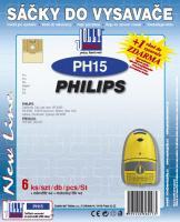 Sáčky do vysavače Philips Sahara 6ks