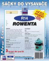 Sáčky do vysavače Rowenta RB 14 3ks
