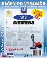 Sáčky do vysavače Siemens Super C, E, L, M, XL 6ks